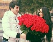Розы 50см в Перми. Только один день